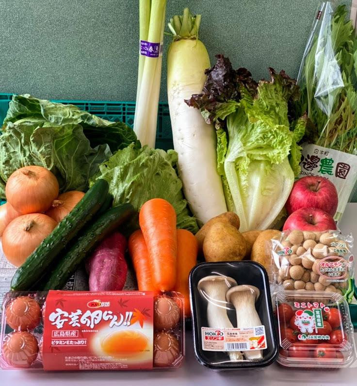 ネット通販 野菜セット