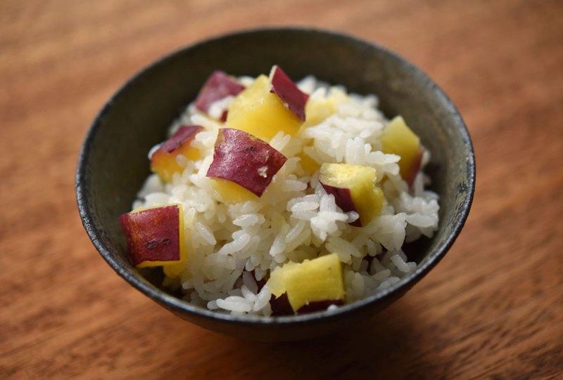 時短DE野菜さつま芋調理例