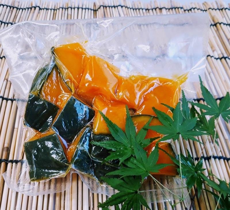 時短DE野菜 かぼちゃ荷姿
